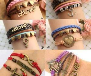 bracelets, dopey, and fashion image
