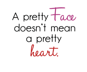 quote, pretty, and heart image