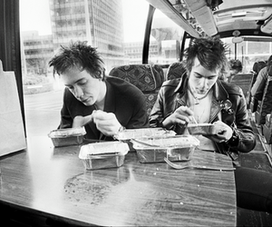 johnny rotten, punk, and sex pistols image