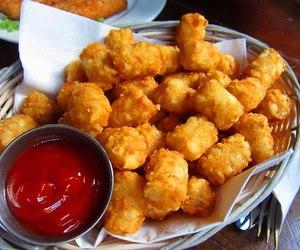 food and ketchup image