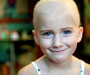 cancer and smile image