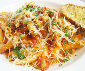 cheese, food, and macaroni image