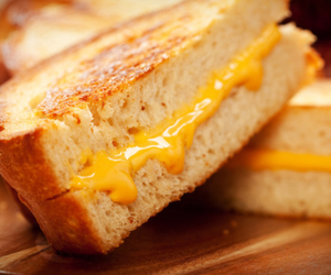 cheese, hungry, and yellow image