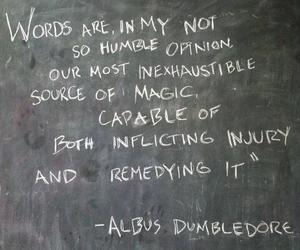 harry potter, quote, and words image