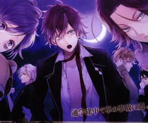 anime, kawaii, and vampire image