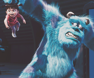 boo, monster, and disney image
