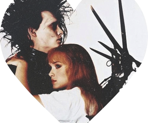 be yourself, edward scissorhands, and ever image