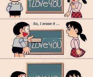 love, boy, and math image