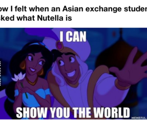 aladin, asian, and chocolate image