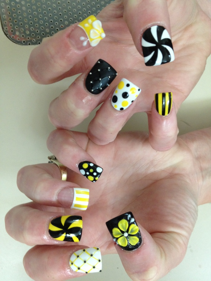 Image About Pretty In Nails By Sara On We Heart It,Jewellery Designing App