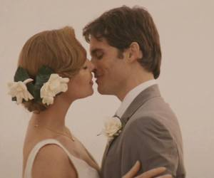 love, 27 dresses, and kiss image