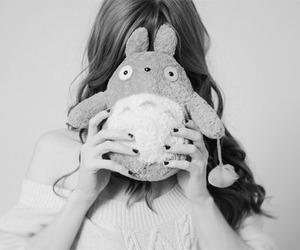 girl, cute, and totoro image