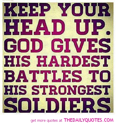 You Are His Best Soldiers On We Heart It