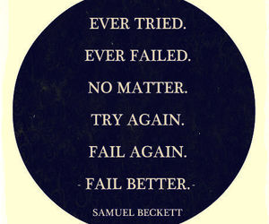 quote, try, and fail image
