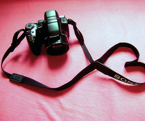 cameras, hobby, and sony image