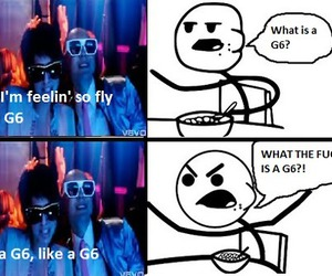 cereal guy, funny, and rihanna image