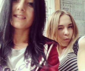blondy, brunette, and katyaarchibald image