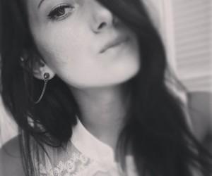 black, brunette, and eyebrows image