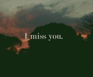 i miss you, text, and miss image