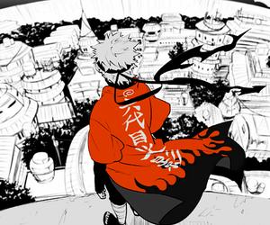 naruto, hokage, and anime image