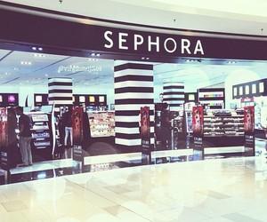 sephora, shop, and shopping image