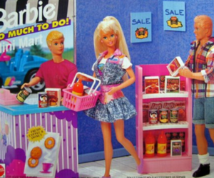 adorable, barbie, and barbie doll image