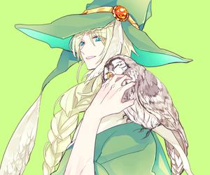 magi, anime, and yunan image
