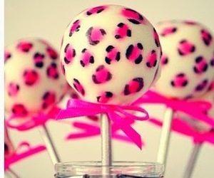 pink, lollipop, and sweet image