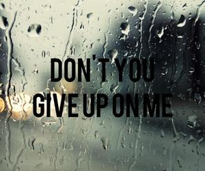 give up, loss, and dont give up image