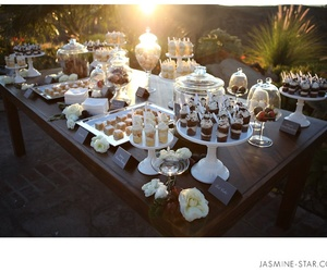 banquet, garden party, and buffet image