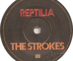 cd, the strokes, and tumblr image