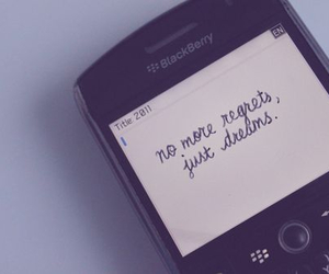 text, Dream, and blackberry image