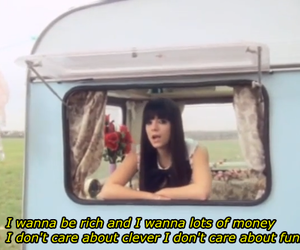 lily allen, quote, and rich image