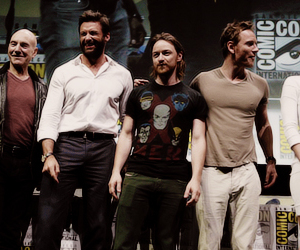 x-men, x-men cast, and sdcc 2013 image