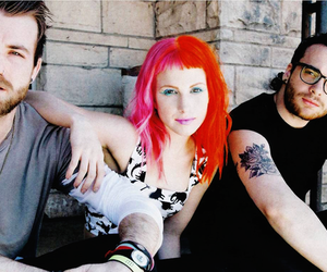 paramore, hayley williams, and jeremy davis image