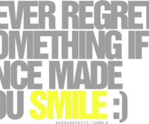 never, smile, and something image