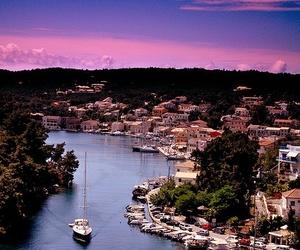 beautiful, Greece, and nature image