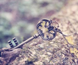 key and magic image