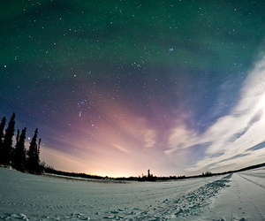 sky, snow, and photography image