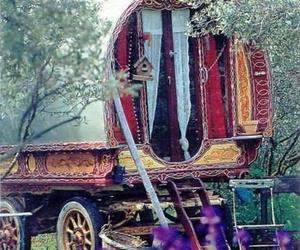 gypsy and Caravan image