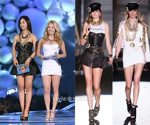 Dsquared2, snsd, and hyoyeon image