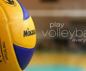 volley image