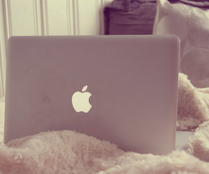 girly, liceje, and macbook image