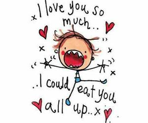 love and cute image