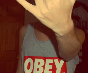boy and obey image