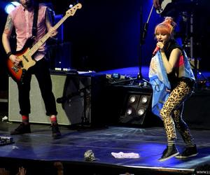 argentina, concert, and hayley williams image
