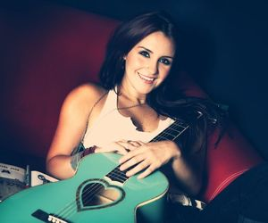 dulce maria, guitar, and RBD image