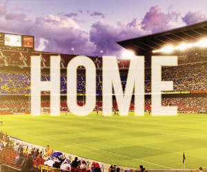home, forever, and fcb image