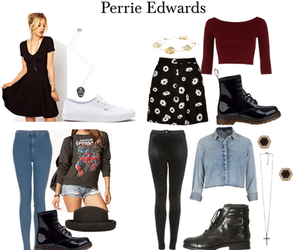 outfit and perrie edwards image