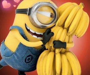 minions and banana image